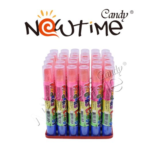 China Nty19005 Mix Sweet Colorful Fruit Flavor Fingers Candy