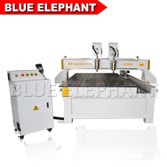 China Doors Kitchen Cabinets Ele 1325 Wood Cnc Router Furniture