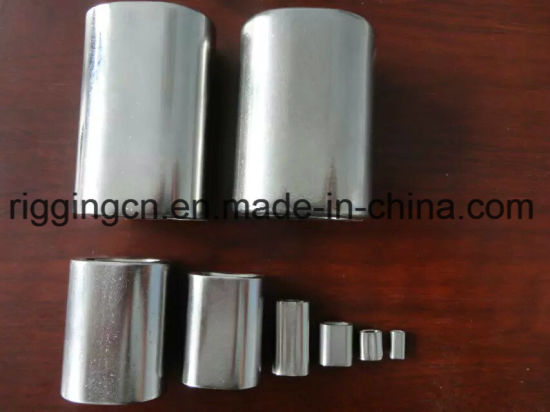 Stainless Steel 316 Sleeves for Wire Rope pictures & photos