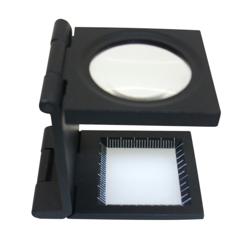 9005D Folding magnifier with zinc alloy black frame pictures & photos