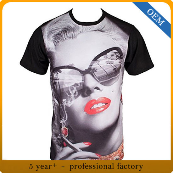 Wholesale Men's Short Sleeve Funny T Shirts