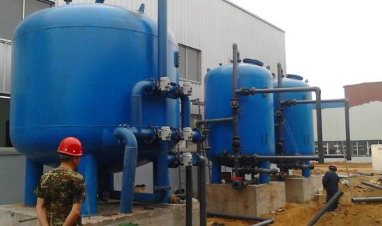 Industrial Water Treatment Sand Filter pictures & photos