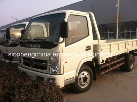 New Light Flatbed Cargo / Lorry Truck for Sale pictures & photos