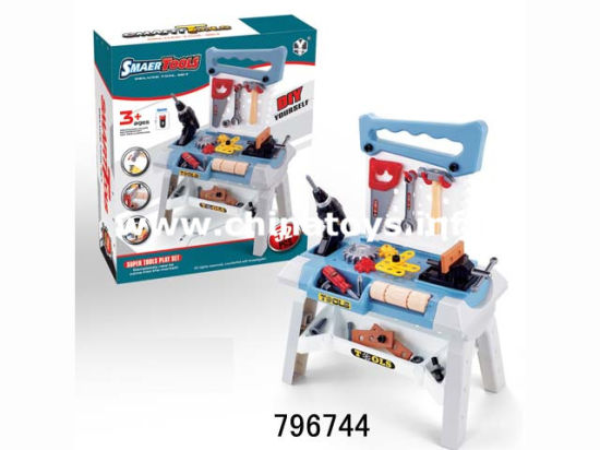 New Plastic Toys Battery Operated Tool Set Toy (796742) pictures & photos