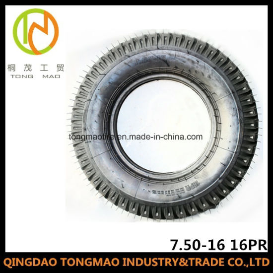 China Deep Tread Pattern Tractor Tire (7.50-14 R1) pictures & photos