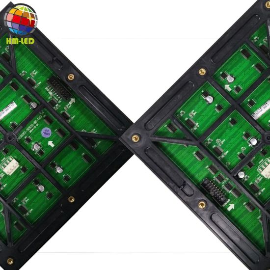 Outdoor Advertising Full Color SMD RGB LED Display Module