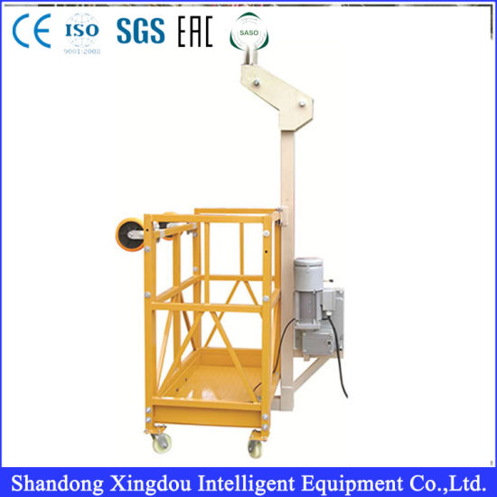 And have swinging scaffold equipment can help