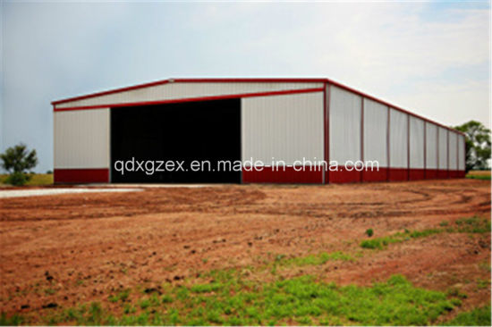 Prefabricated Steel Building, Metal Warehouse Shed, Steel Warehouse (SS-174)