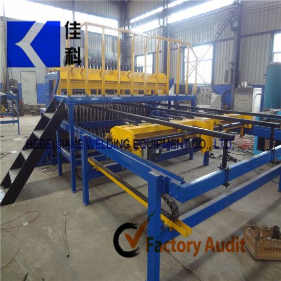 China Automatic Concrete Reinforced Mesh Panel Muti Spot