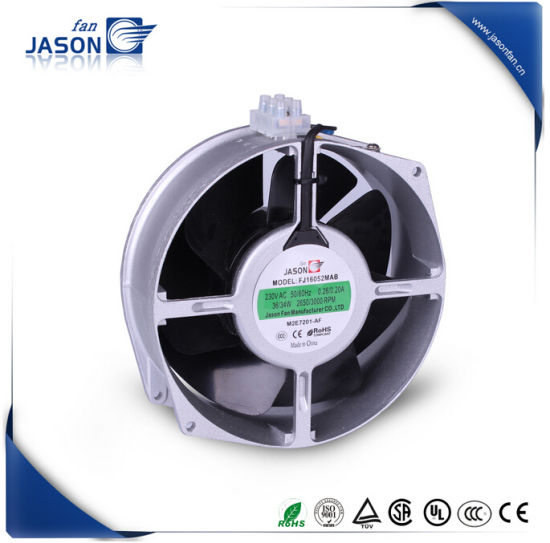 Stable Function Industrial Exhaust Fans CE Certificate (FJ16052MAB)