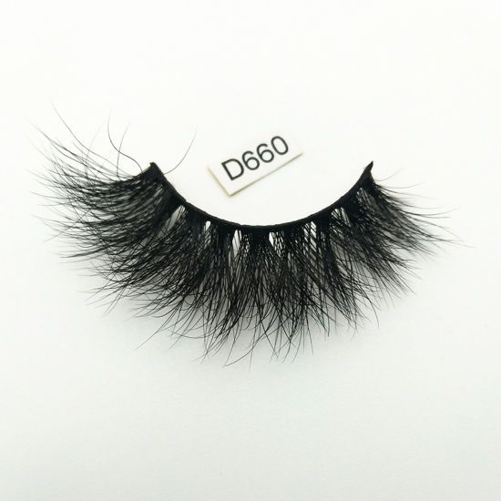 85780dc7cac China Natural Lash Dropship False Eyelash 3D Faux Mink Lashes ...