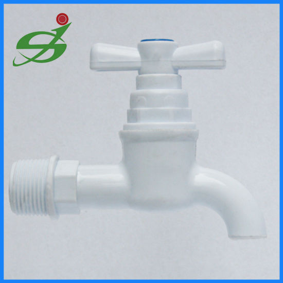 China PVC Water Tap, Plastic Tap with Any Color Available, Water ...