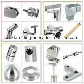 Stainless Steel Handrail / Railing Fitting / Base Plate pictures & photos