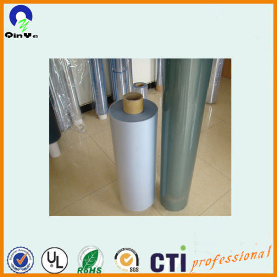High Quality Normal Clear PVC Flexible Film Sheet pictures & photos