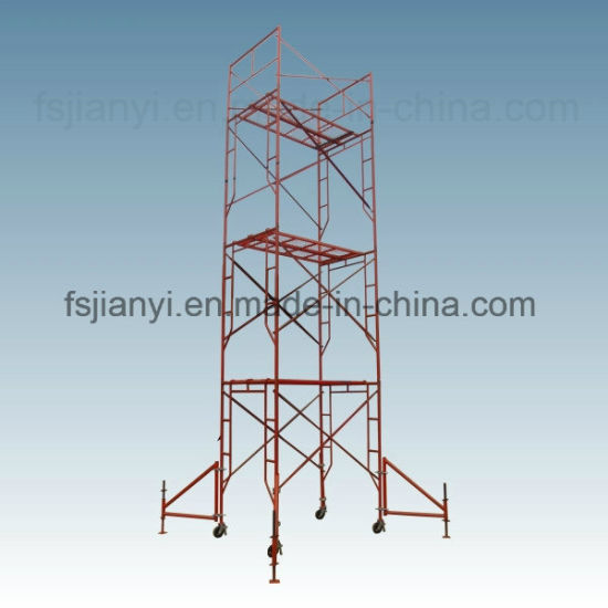 Widely Used Outdoor Ladder Scaffold System pictures & photos