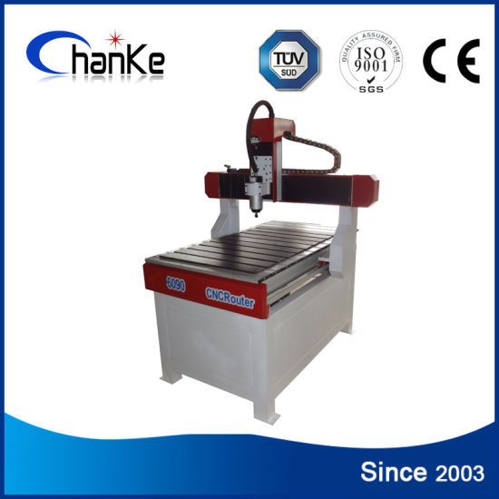6090 CNC Router with Rotary Axis/Cylinder Wood Carving Machine pictures & photos