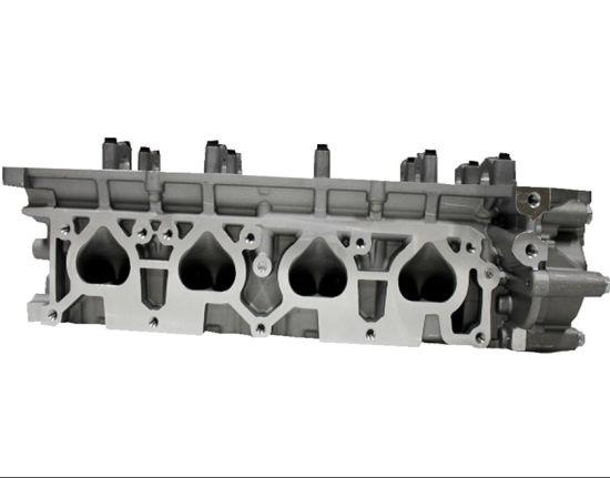 bare for Nissan KA24 Cylinder Head