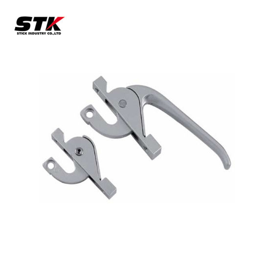 Window/Door Sash Handle Lock by Aluminum Alloy Die Casting (STK-ADC-168) pictures & photos