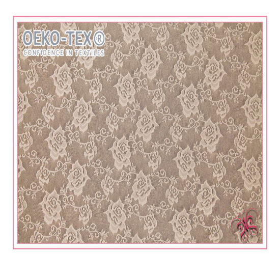 Latest Design High Quality China Manufacture Cheap Lace Fabric for Dress