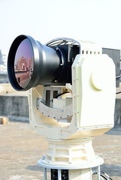 Long Range Surveillance Infrared Thermal Imaging Camera 110~1100mm Continuous Zoom pictures & photos