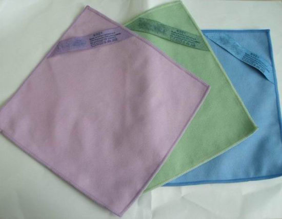 Microfiber Fabric for Glass (11NFF832) pictures & photos