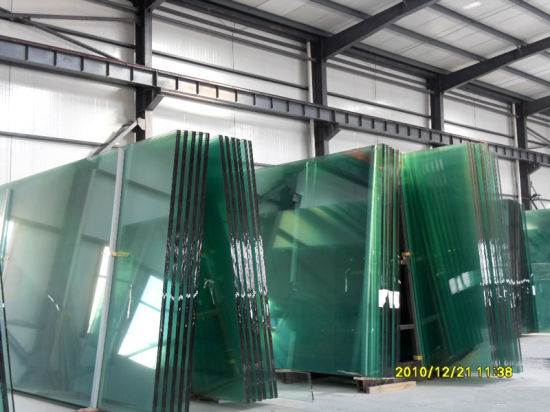 Insulated Glass Roofing Glass, Roof Top Glass (BLP-G001)