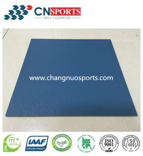 Seamless Resilient Spua Flooring Reduce Injury Impact When Falling Down