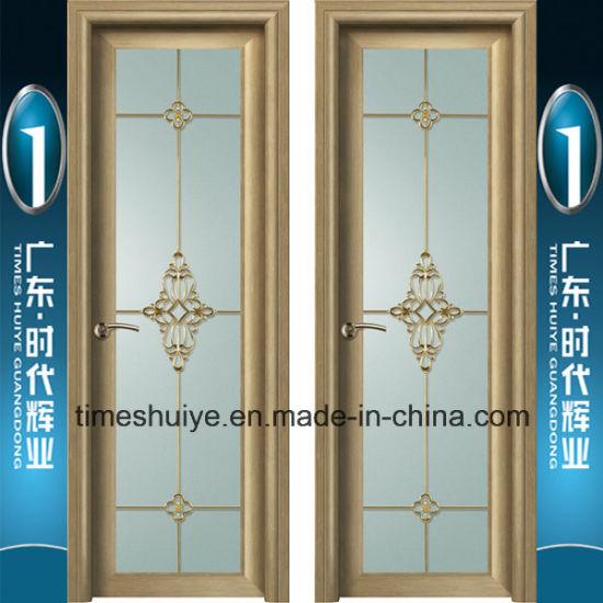 Aluminum Interior Toilet Doors with Different Designs & China Aluminum Interior Toilet Doors with Different Designs - China ...