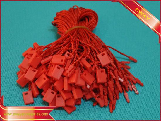 Wholesale Plastic Seal Tag Garment Plastic Hang Tag