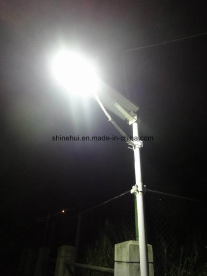 30W Solar Powered LED Road Lights with Ce Certificate pictures & photos