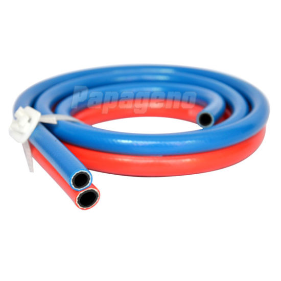 PVC Twin Welding Hose for Oxygen and Acetylene pictures & photos