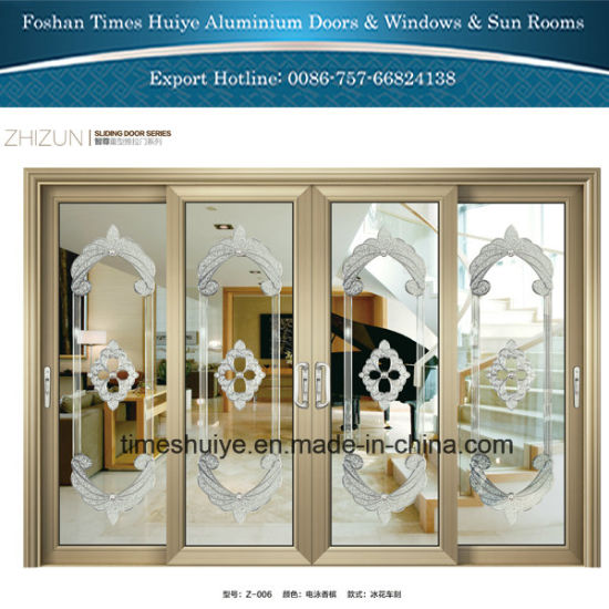 Heavy Duty Sliding Door for Kitchen and Living Room and Balcony pictures & photos