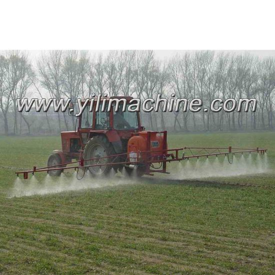 Rod Sprayer with on Tractor pictures & photos