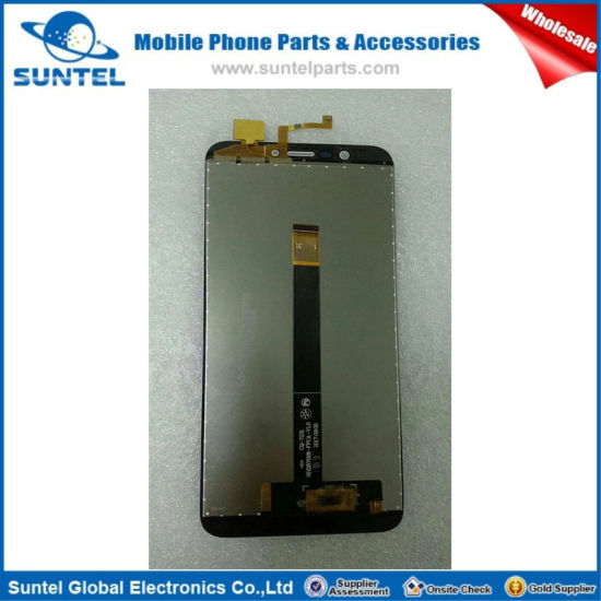 low priced 29e75 1e721 Mobile LCD Display with Touch for Blu Studio View XL S790q Complete Repair  Parts