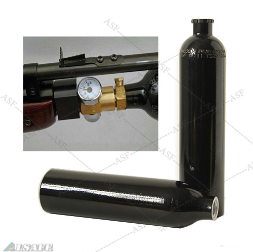 Factory 4500psi Aluminum Paintball Tanks Hpa pictures & photos