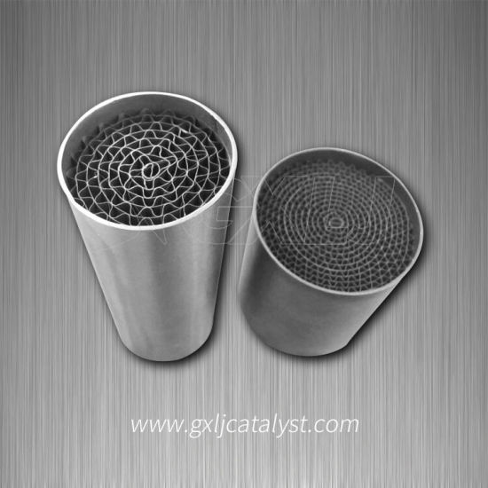 Honeycomb Metal Substrate, Diesel Catalytic Metallic Substrate Catalyst Converter pictures & photos