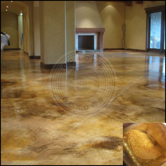China Metallic D Epoxy Resin Art Floor Paint Pigment China Resin - 3d acrylic floors