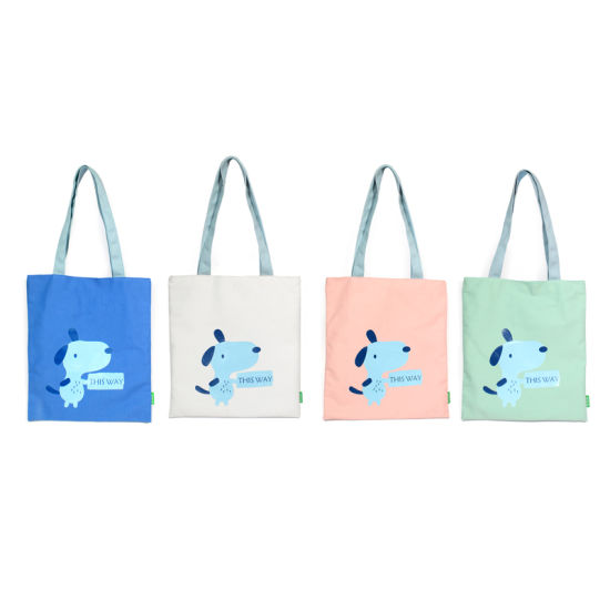 Canvas Distributor Promotion Travel Storage Shopping Beach Sports Gym Yoga School Grocery Tote Women Ladies Hiking Camping Picnic Shoulder Fashion Gift Bag pictures & photos