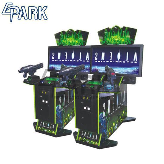 Video Game Machines Shooting Arcade Game Machine Indoor Amusement Game Machine
