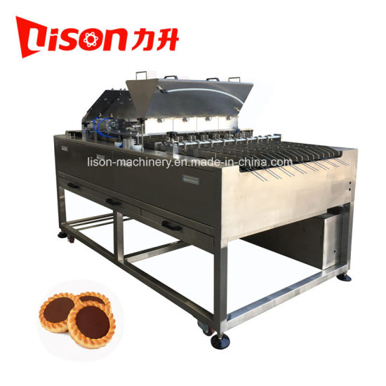 Ce Factory Price Chocolate or Fruit Jam Depositor Biscuit Making Machine