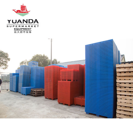 Warehouse/Industry Heavy Duty Large Plastic Pallet Racking