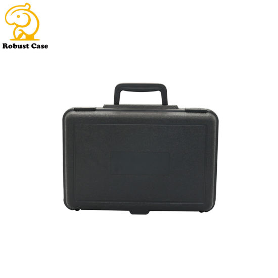 China Manufacturer Wonderful Military Used Plastic Equipment Case with Foam