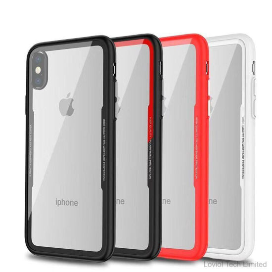 online retailer 5c3a6 820e8 [Hot Item] 2018 New Design Glassy Back Cover Phone Case for iPhone X