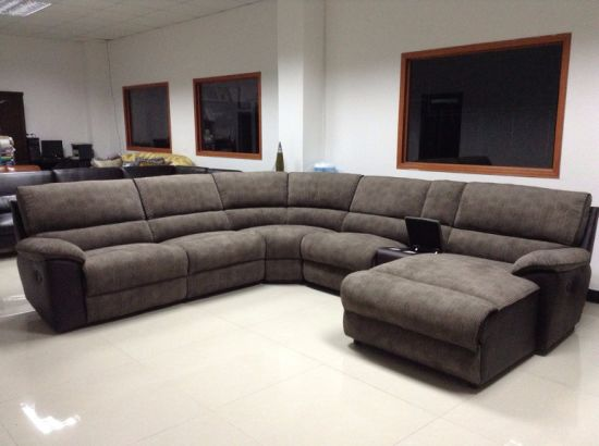 Fantastic U Shape Free Combination Recliner Sofa Set Lamtechconsult Wood Chair Design Ideas Lamtechconsultcom