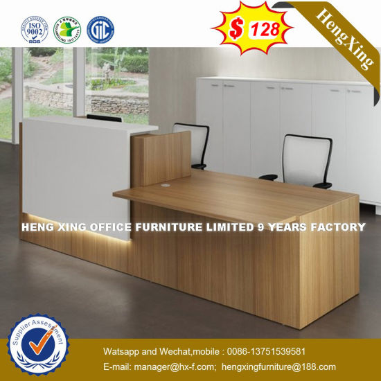 office reception table. Delighful Reception Classical Espresso Fashionable Modular Office Reception Table HX8N1815 Inside