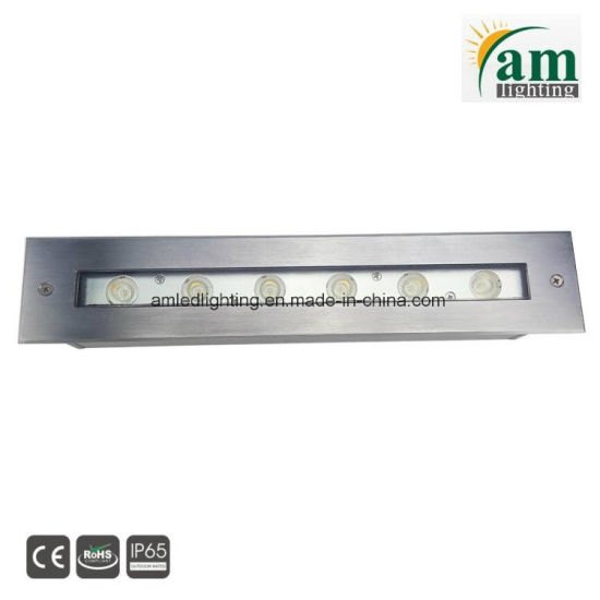 Exterior Boundary Wall Step Light 6W pictures & photos