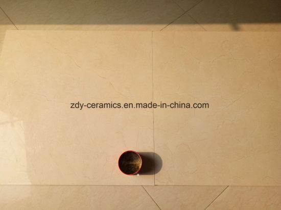 China Natural Marble Stone Floor Tiles-Crema Mafil Building Material Porcelain Tile pictures & photos