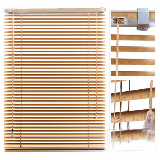 25mm Aluminum Venetian Blinds for Window and Door