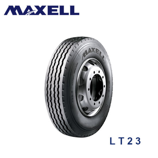 295/80r22.5 Maxell Brand Heavy Duty Truck Tyre with Long Mileage