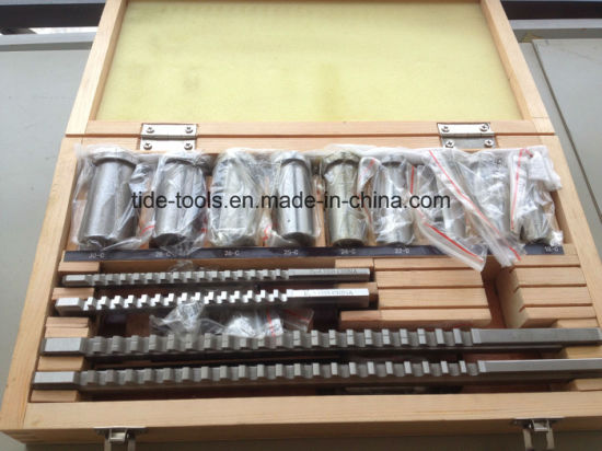 High Speed Steel Metric/Inch Keyway Broaches pictures & photos